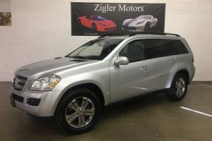 2007 Mercedes-Benz GL-Class GL450 4Matic  Navigation Backup Camera Heated seats