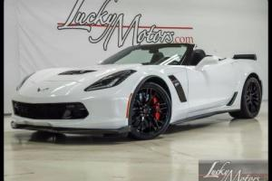 2016 Chevrolet Corvette Z06 Convertible 2LZ w/Z07 Performance Pkg 1 Owner Clean Carfax