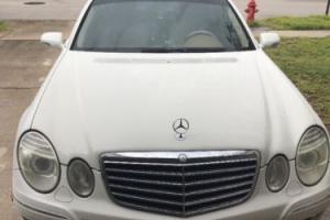 2007 Mercedes-Benz E-Class