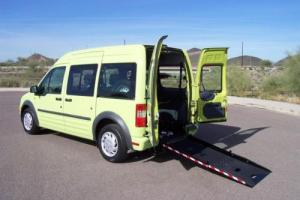2012 Ford Transit Connect Wheelchair