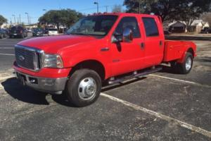 2007 Ford F-350 XLT Wrecker 4x4