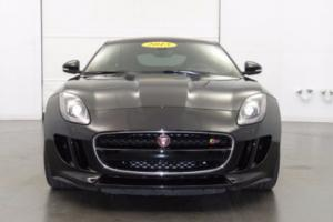 2015 Jaguar F-Type 2dr Coupe V6 S