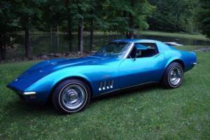 1969 Chevrolet Corvette 35,000 miles NCRS CCAS