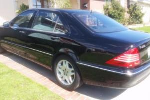 2003 Mercedes-Benz 500-Series