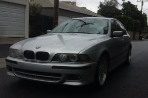 2003 BMW 5-Series Photo