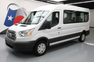 2015 Ford Transit XLT LWB MEDIUM ROOF 12PASS