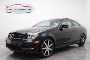 2015 Mercedes-Benz C-Class C250 Coupe Sport  Well Optioned! 1.99% OAC