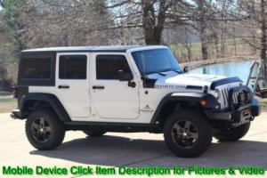 2012 Jeep Wrangler AEV American Expedition Vehicle Rubicon 4X4