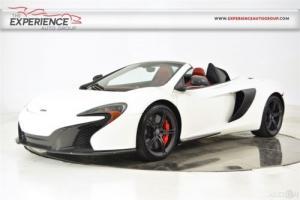 2015 McLaren Other