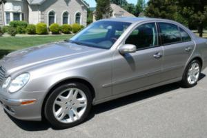 2003 Mercedes-Benz E-Class E500 4dr Sedan 5.0L