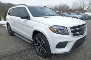 2017 Mercedes-Benz Other GLS550