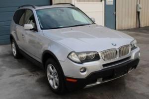 2007 BMW X3 3.0si 4x4 AWD