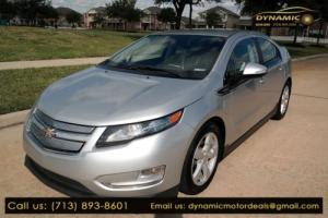 2013 Chevrolet Volt LEATHER