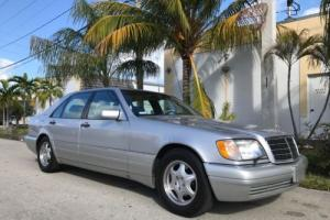 1998 Mercedes-Benz 500-Series S 420