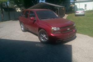 2007 Chevrolet Trailblazer Photo