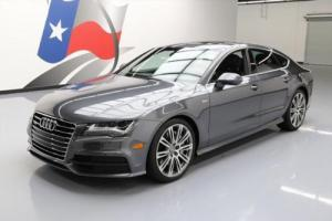 2013 Audi A7 3.0T QUATTRO PRESTIGE AWD SUNROOF NAV Photo