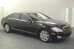 2009 Mercedes-Benz S-Class S550 4dr Sedan 5.5L V8 4MATIC