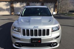 2012 Jeep Grand Cherokee SRT-8