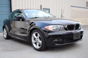 2009 BMW 1-Series 128i 6 Speed Manual 3.0L 2 Door Coupe 28 mpg