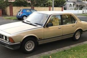 1985 BMW 735i Photo