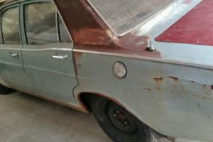 Ford 68 XT Falcon project collector car