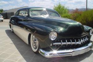 1951 Mercury coupe  custom