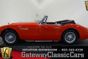1964 Austin Healey 3000 BJ8 MKIII