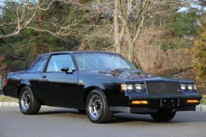 1987 Buick Grand National Turbo Hardtop
