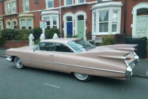 1959 Cadillac 2dr coupe   series 62 Photo