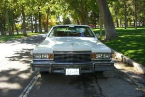 1979 Cadillac DeVille Photo