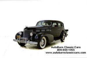 1938 Cadillac 60 Series -- Photo