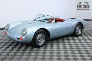 1955 Porsche SPYDER 550 BECK RECREATION EXCELLENT DRIVER