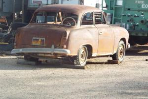 Vintage collectable Goliath for parts only selling the complete vehicle shown. Photo