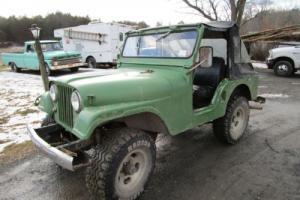 1968 Jeep CJ cj5
