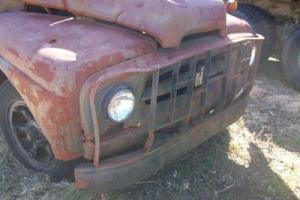 1952 International Harvester R-160