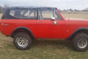 1975 International Harvester Scout Photo