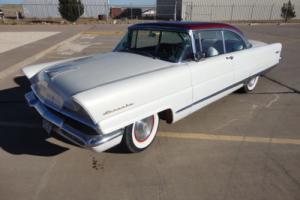 1956 Lincoln Premiere Two Door Hardtop