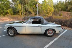 1966 MG MGB Many New Improvements
