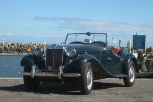 1954 MG TD Photo