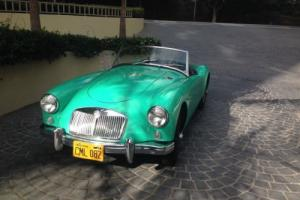1956 MG MGA Photo