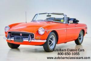 1972 MG Other -- Photo