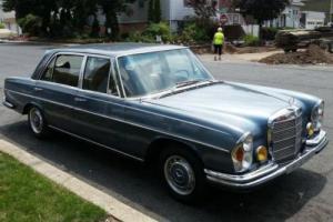 1968 Mercedes-Benz 300 SEL 4DR