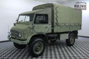 1970 Mercedes-Benz UNIMOG COMPLETE LOW MILES RUNS EXCELLENT