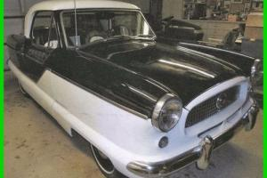 1959 Nash Metropolitan Photo