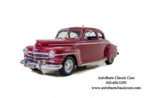 1947 Plymouth Special Deluxe -- Photo
