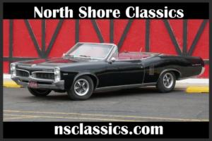 1967 Pontiac Le Mans GTO CONVERTIBLE-TIME CAPSULE/SURVIVOR-SOLID ARIZON