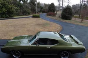 1968 Pontiac CUSTOM --