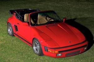 1987 Porsche Real 930 Extremely Rare