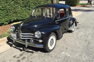1959 Renault Other Photo
