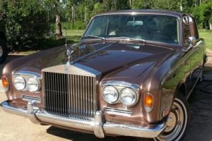 1972 Rolls-Royce Silver Shadow Photo